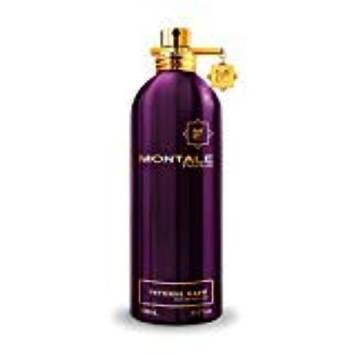 パイル肯定的結婚MONTALE INTENSE CAFE Eau de Perfume 100ml Made in France 100% 本物モンターレ強烈なカフェ香水 100 ml フランス製 +2サンプル無料! + 30 mlスキンケア無料!