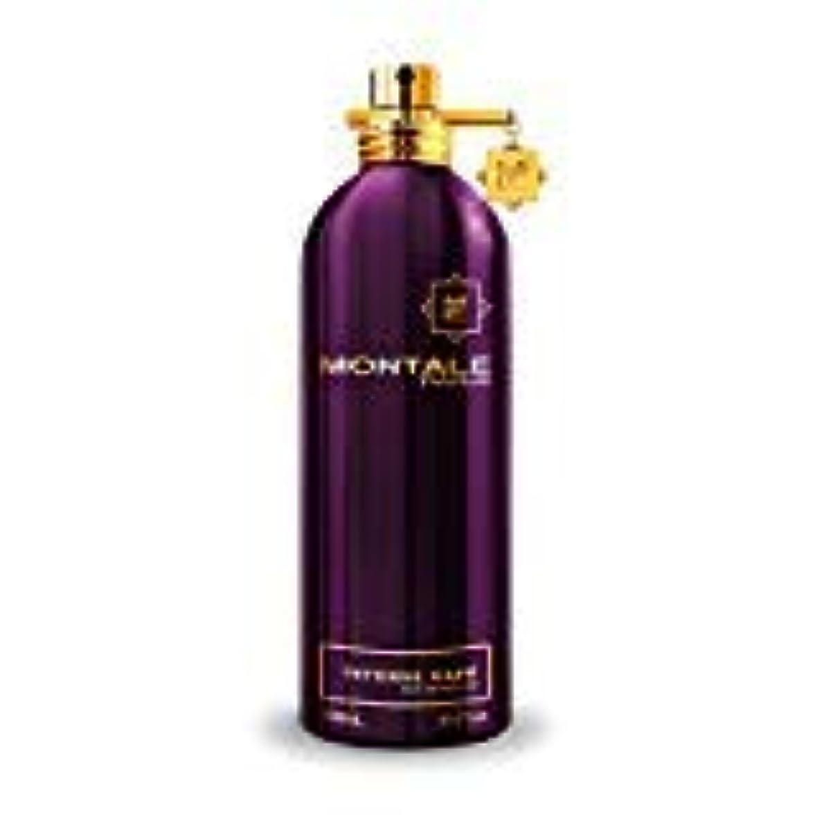ぼんやりした付添人合わせてMONTALE INTENSE CAFE Eau de Perfume 100ml Made in France 100% 本物モンターレ強烈なカフェ香水 100 ml フランス製 +2サンプル無料! + 30 mlスキンケア無料!