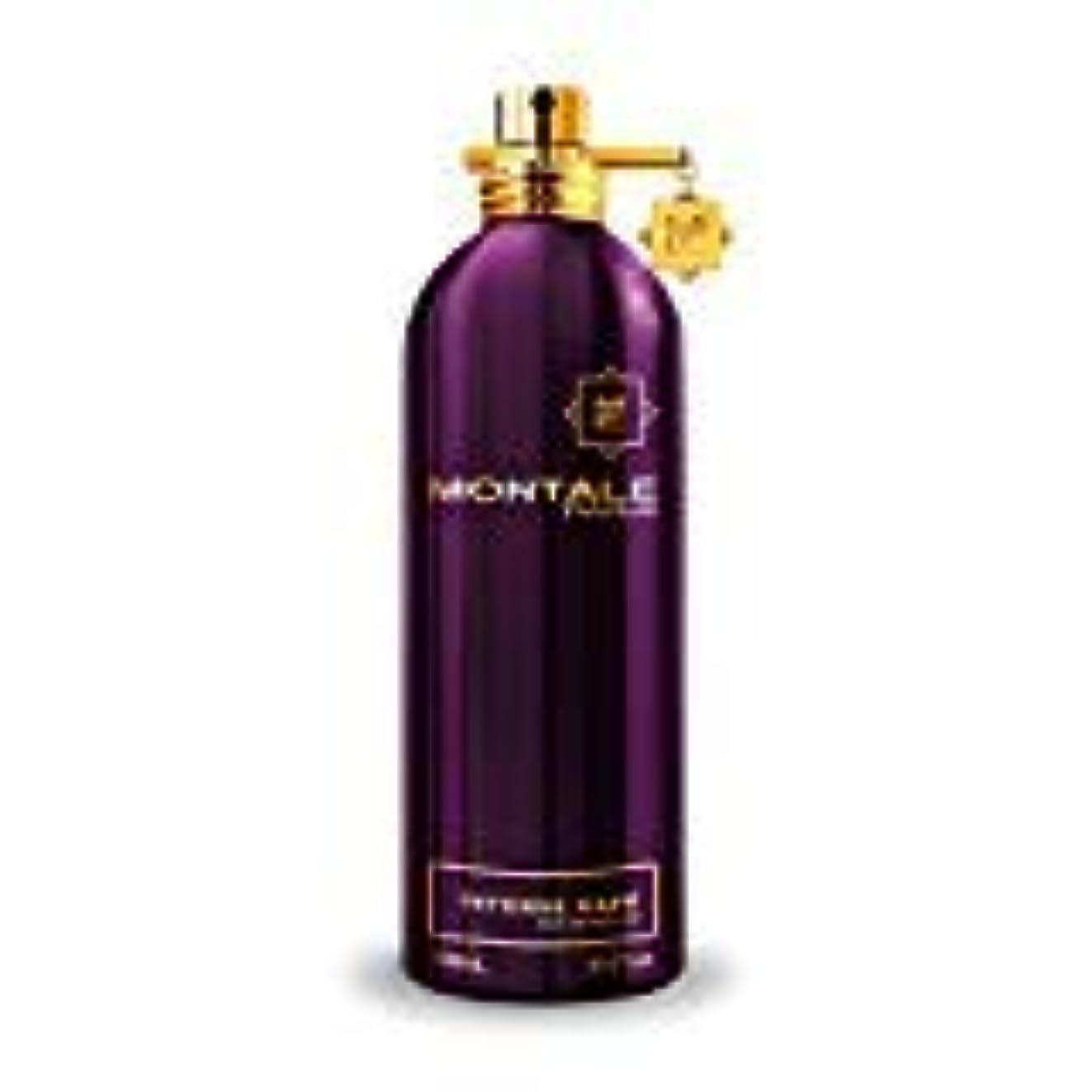 パーティー賞賛余分なMONTALE INTENSE CAFE Eau de Perfume 100ml Made in France 100% 本物モンターレ強烈なカフェ香水 100 ml フランス製 +2サンプル無料! + 30 mlスキンケア無料!