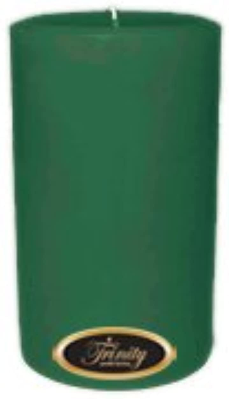 アルカトラズ島カテゴリーせせらぎTrinity Candle工場 – ユーカリ – Pillar Candle – 4 x 6