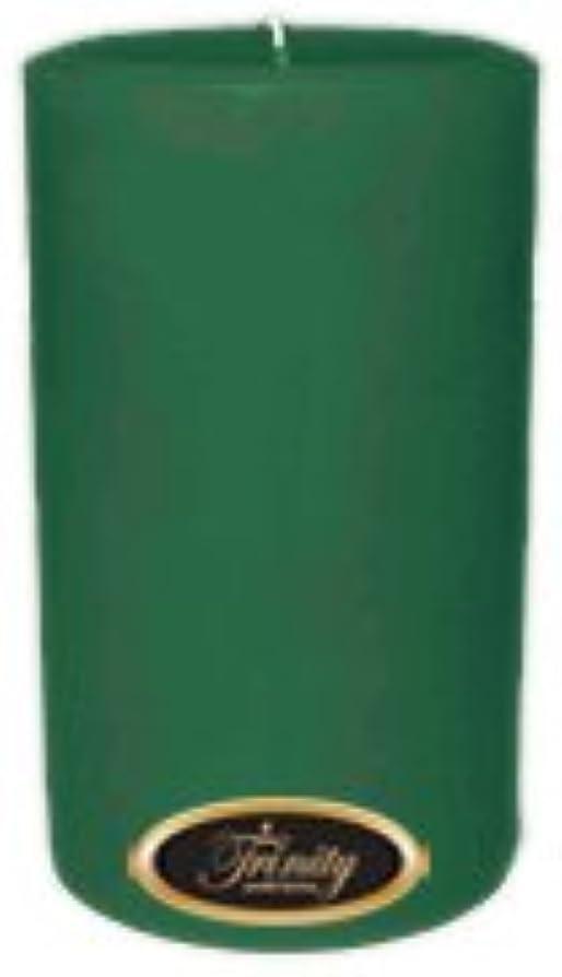 結紮承知しましたパウダーTrinity Candle工場 – ユーカリ – Pillar Candle – 4 x 6