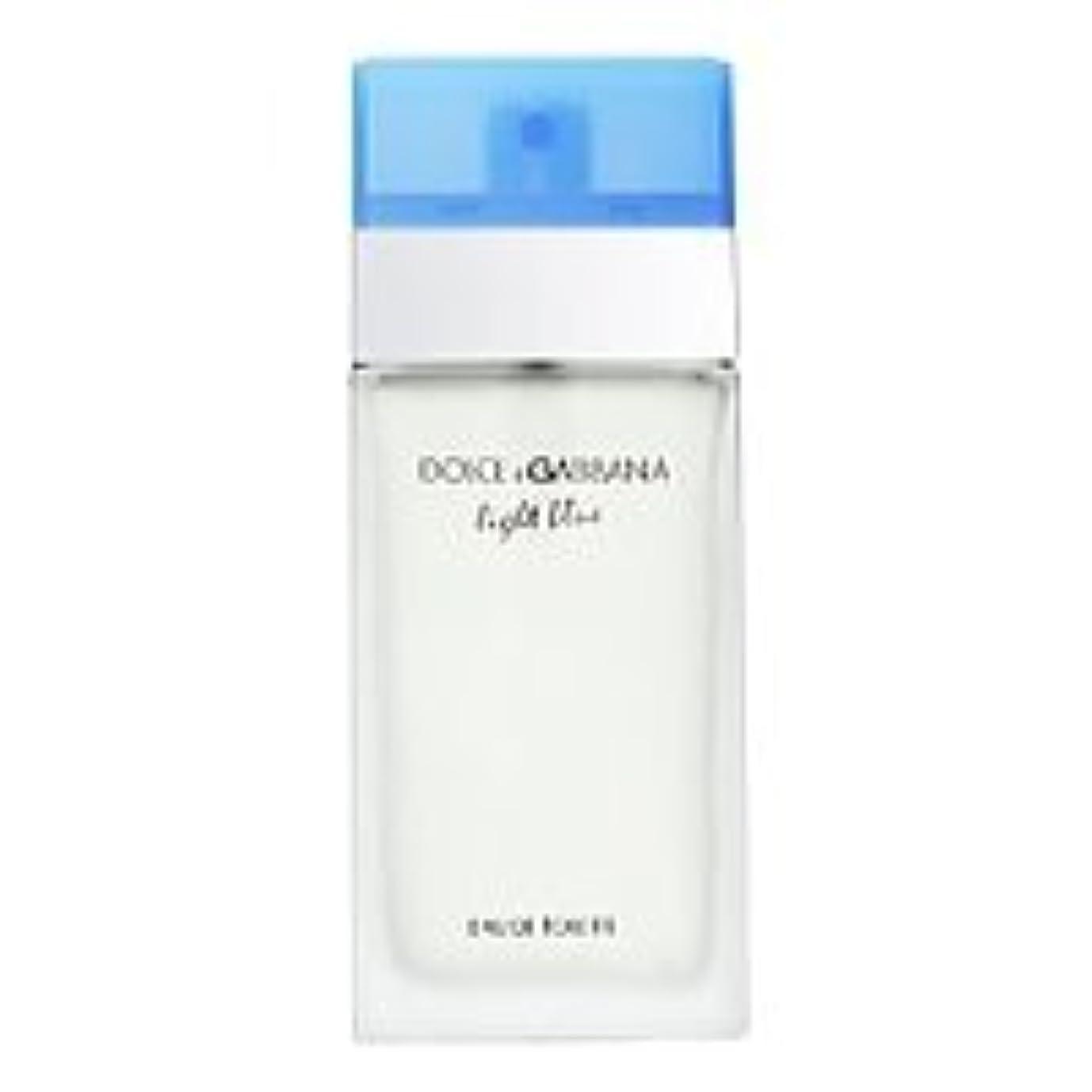 ここにファシズムフルーツドルチェ&ガッバーナ 香水 ライトブルー EDT SP 50ml 【並行輸入品】