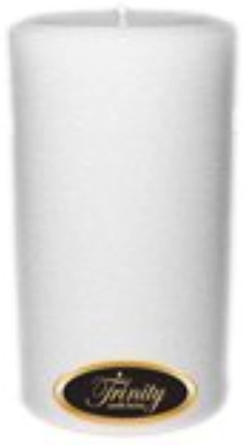 血絶滅信条Trinity Candle工場 – Fresh Linen – Pillar Candle – 3 x 6