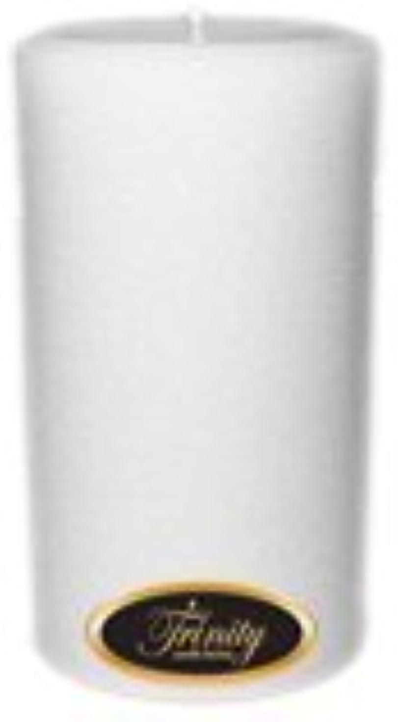 モード未来放置Trinity Candle工場 – Peppermint – Pillar Candle – 3 x 6