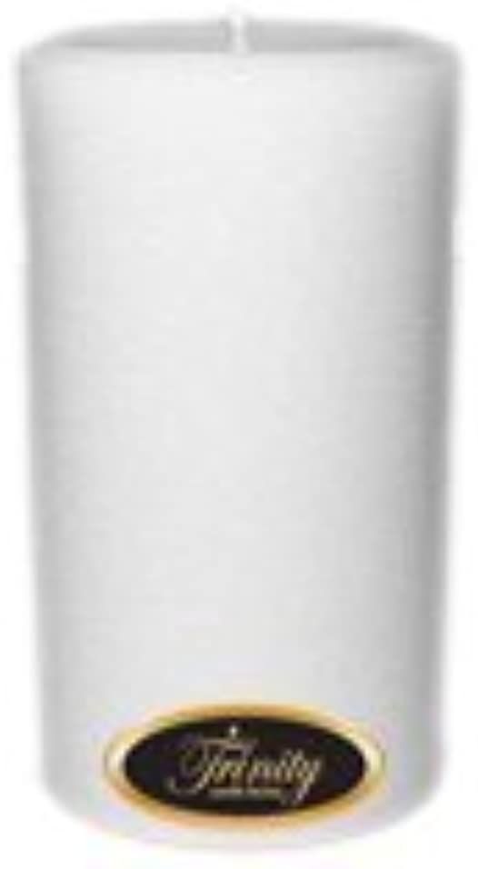 本物の尽きるファシズムTrinity Candle工場 – Magnolia – Pillar Candle – 3 x 6