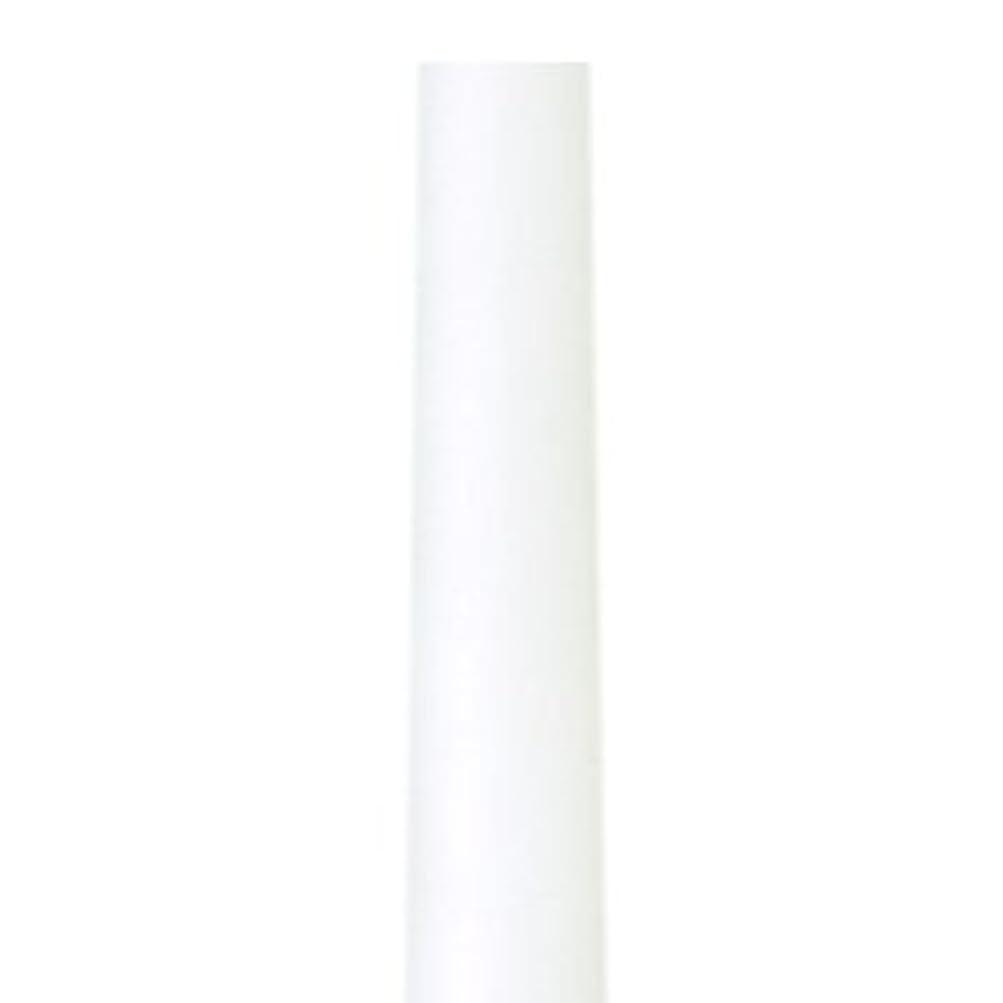 インフラエンゲージメント脅威テーパーキャンドル クラッシー ホワイト 蝋燭