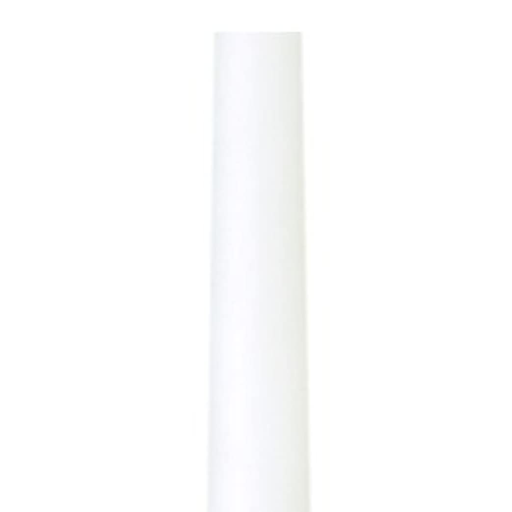 ハプニング酔う経度テーパーキャンドル クラッシー ホワイト 蝋燭