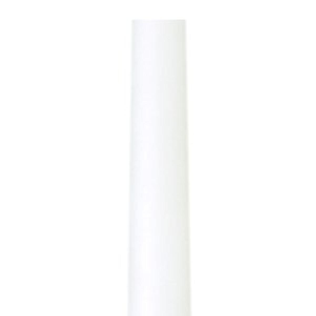 単語相互接続警報テーパーキャンドル クラッシー ホワイト 蝋燭