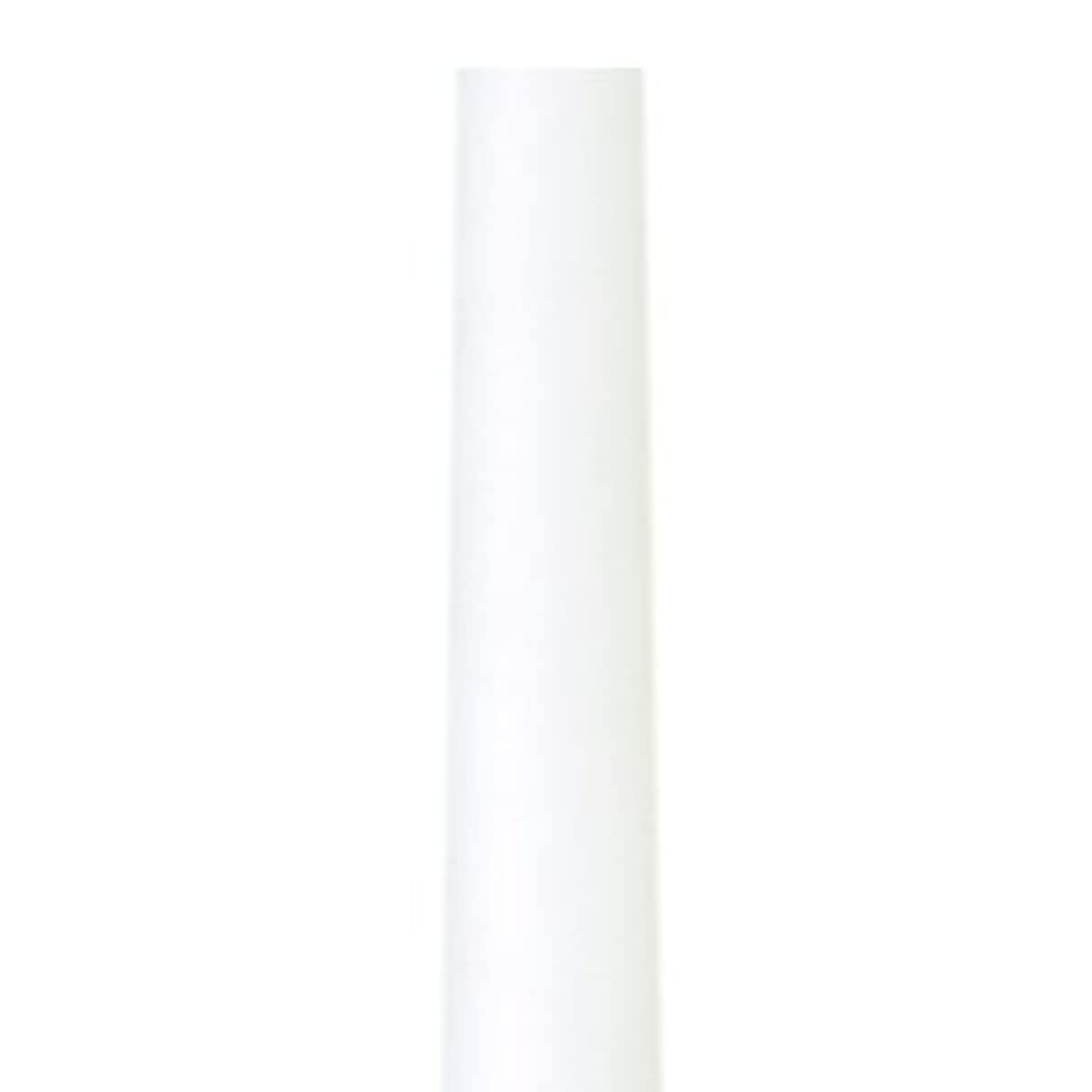 メアリアンジョーンズ肥沃なデコレーションテーパーキャンドル クラッシー ホワイト 蝋燭