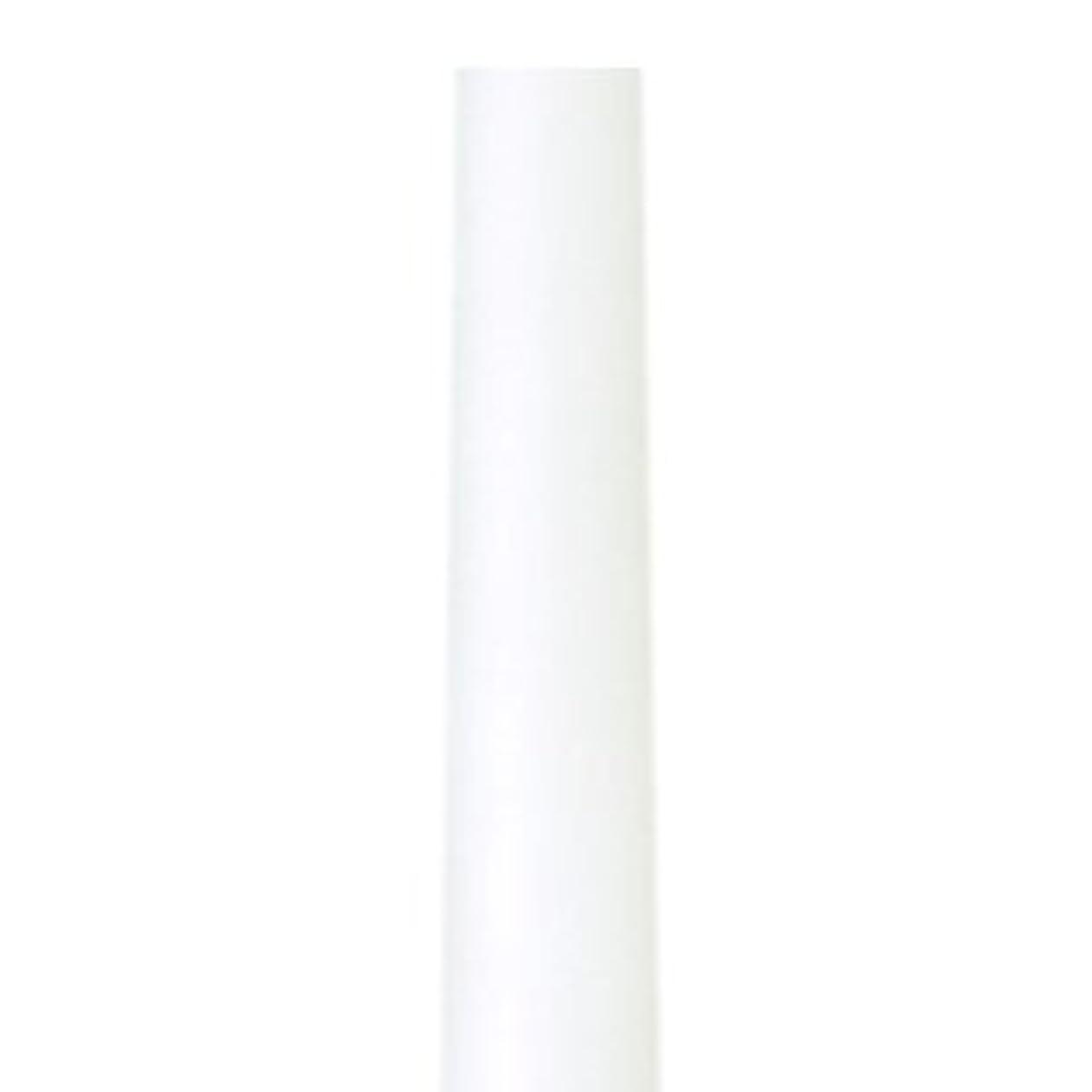 巨大な侵略疲れたテーパーキャンドル クラッシー ホワイト 蝋燭