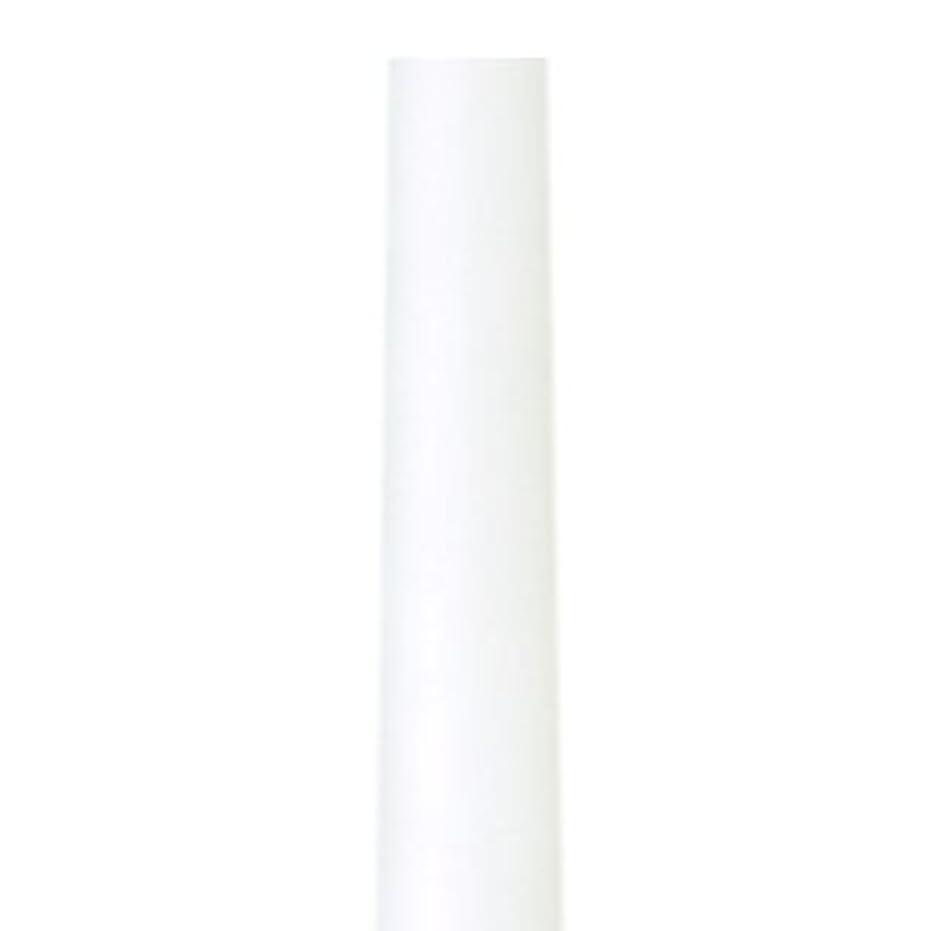 本質的に展示会おとうさんテーパーキャンドル クラッシー ホワイト 蝋燭