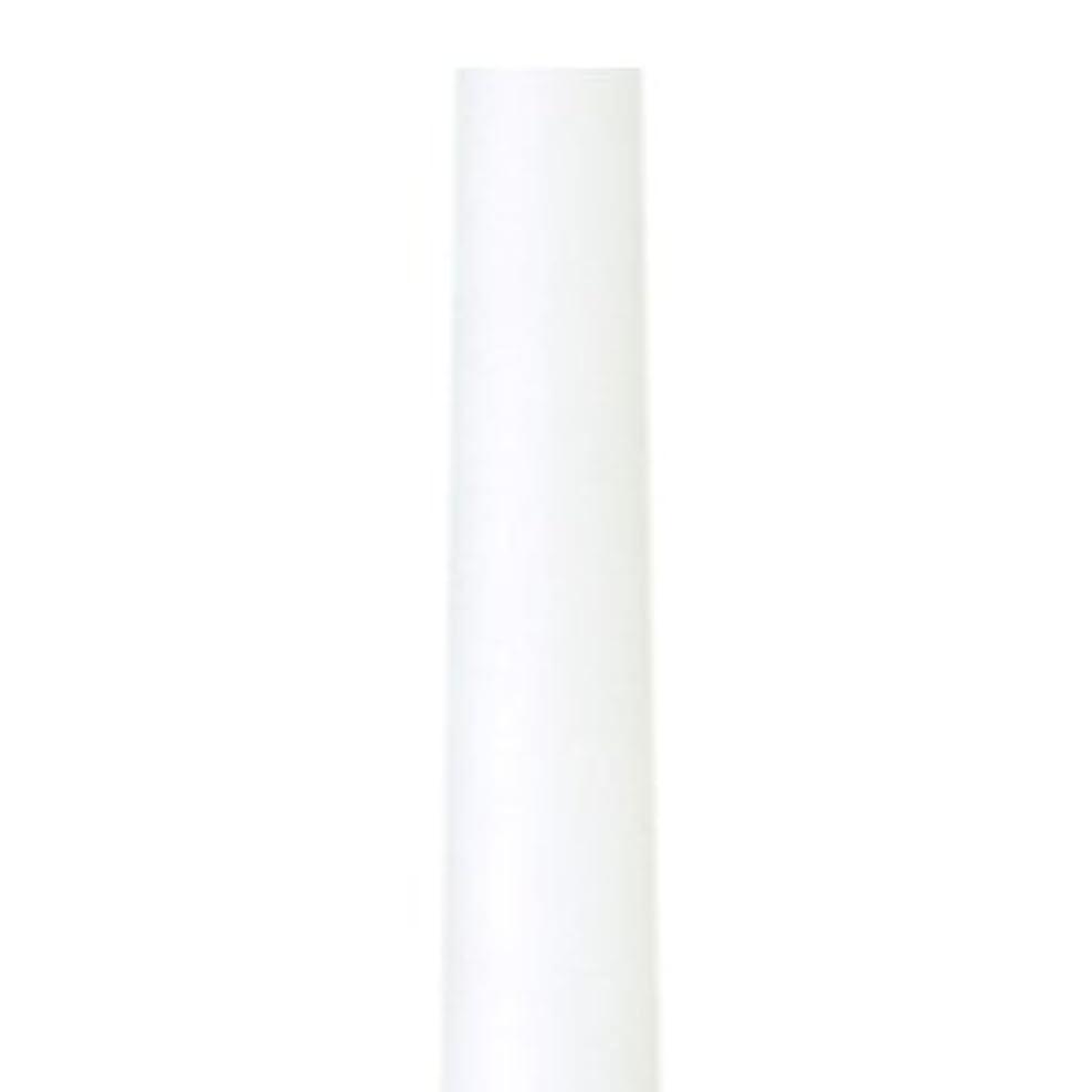 形成クロス再集計テーパーキャンドル クラッシー ホワイト 蝋燭