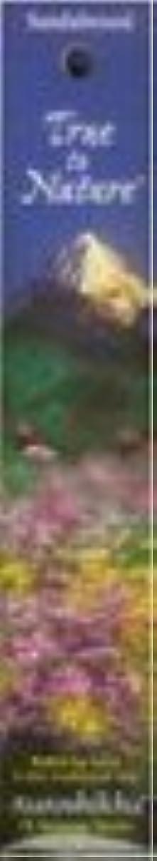 消える再生ドールSandalwood - Auroshikha Stick Incense - 10 Grams [並行輸入品]