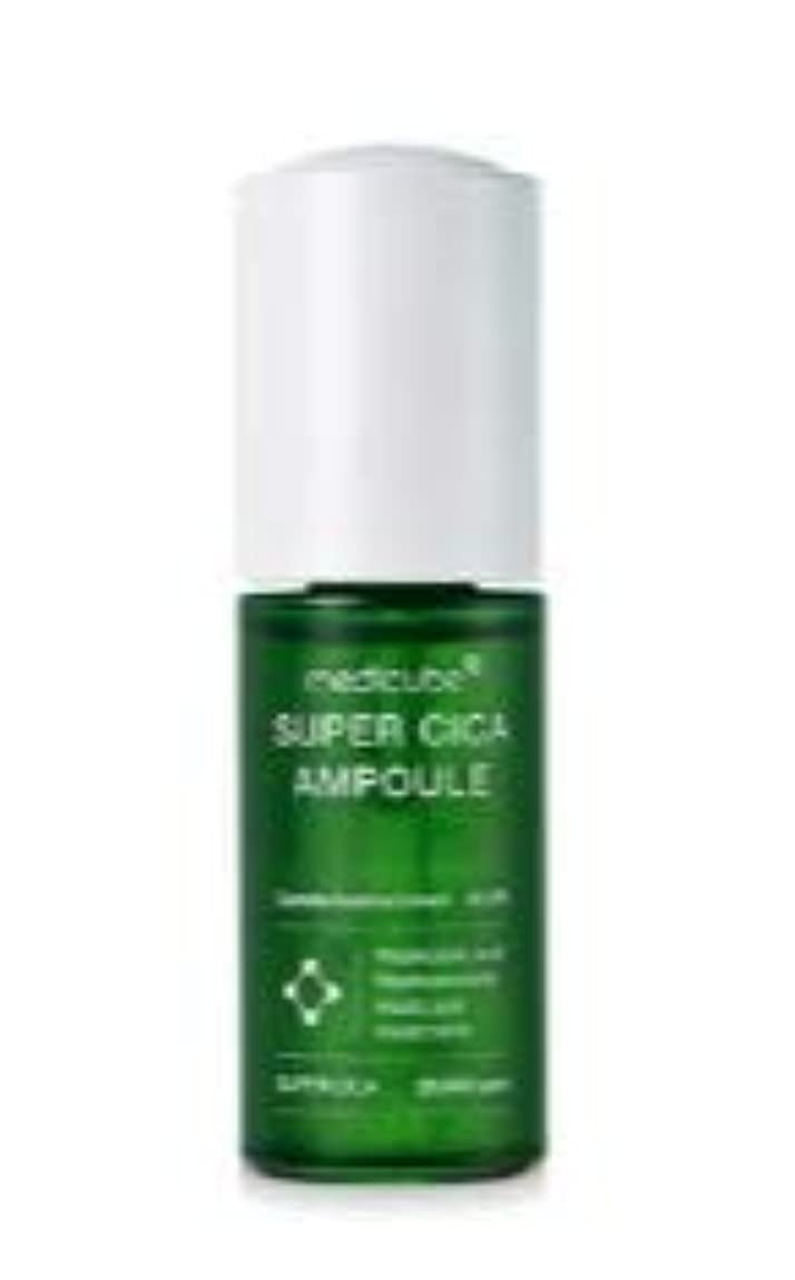すべて罪悪感ワーディアンケース[Medicube] Super Cica Ampoule 35ml / [メディキューブ] スーパーシカアンプル 35ml [並行輸入品]