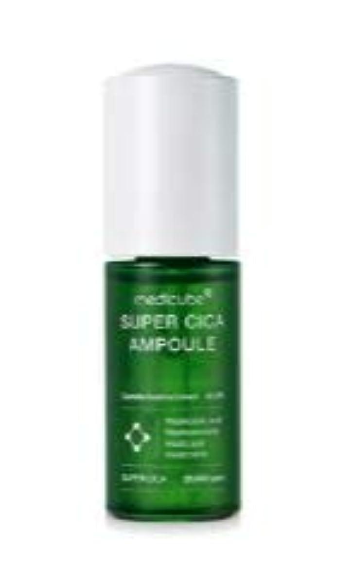わずかにフルーツ野菜占める[Medicube] Super Cica Ampoule 35ml / [メディキューブ] スーパーシカアンプル 35ml [並行輸入品]