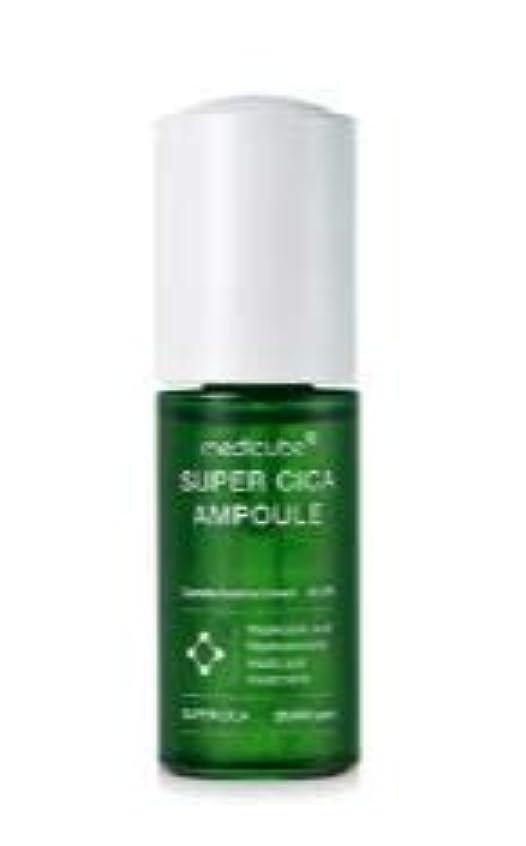 [Medicube] Super Cica Ampoule 35ml / [メディキューブ] スーパーシカアンプル 35ml [並行輸入品]