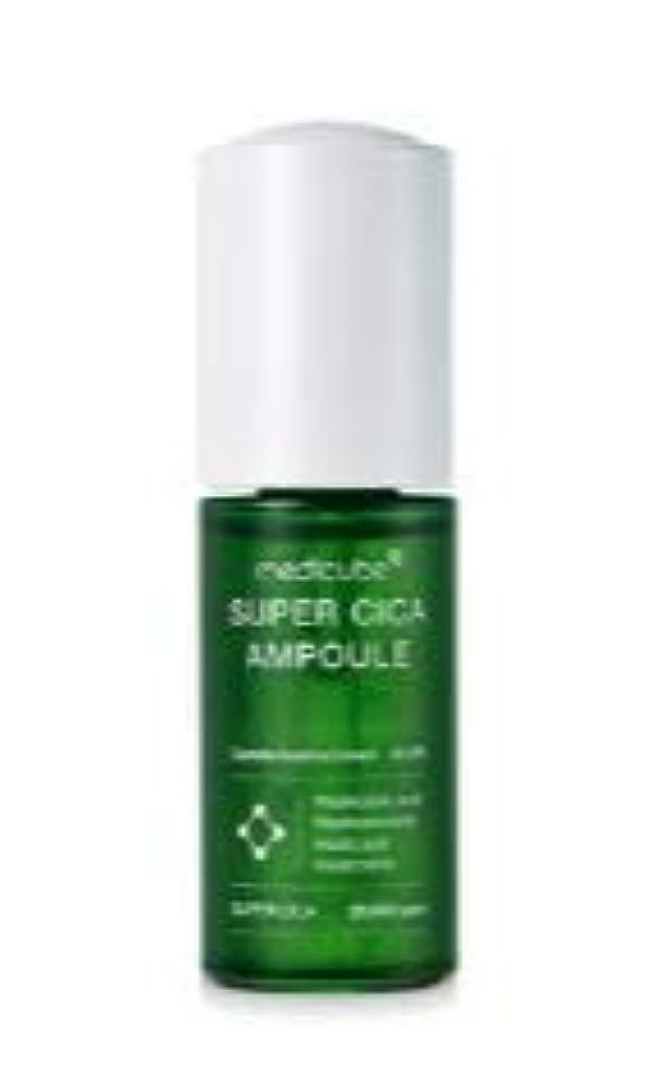 週間びっくりする傷つける[Medicube] Super Cica Ampoule 35ml / [メディキューブ] スーパーシカアンプル 35ml [並行輸入品]
