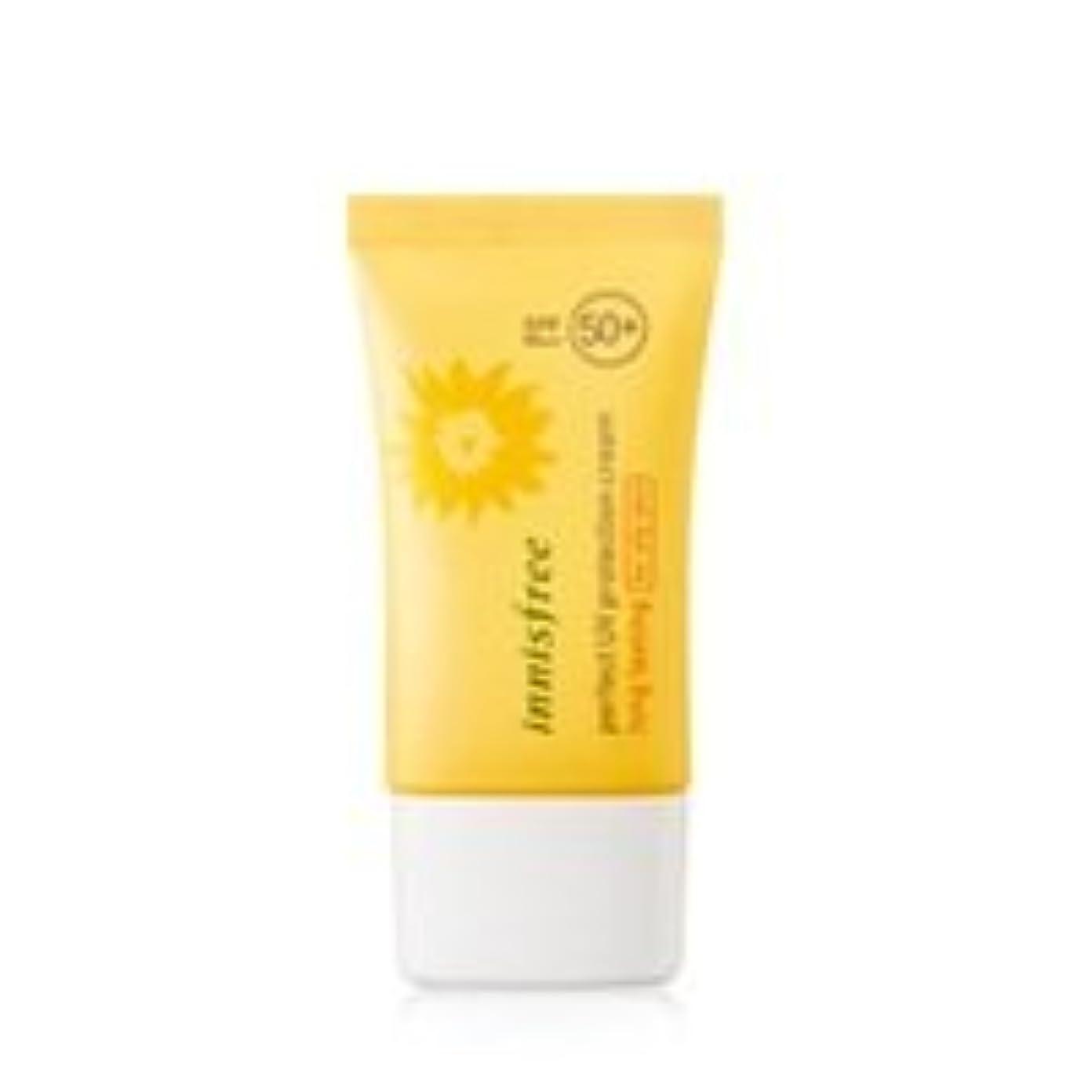 バランスのとれた直面する万一に備えて[NEW] Innisfree Perfect UV Protection Cream Long Lasting 50ml [FOR OILY SKIN] イニスフリー パーフェクトUVプロテクションクリーム ロングラスティング...