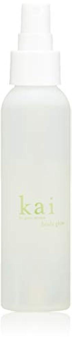 忘れられない等しいスケルトンkai fragrance(カイ フレグランス) ボディグロー 118g