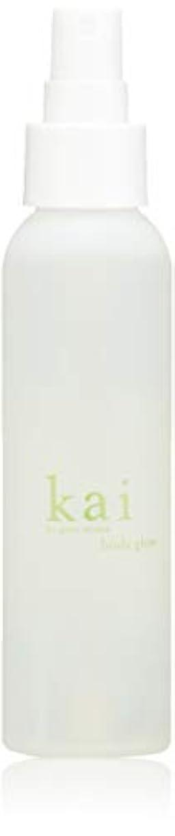 ベックス動的息苦しいkai fragrance(カイ フレグランス) ボディグロー 118g