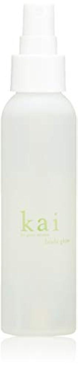 最大キーかるkai fragrance(カイ フレグランス) ボディグロー 118g