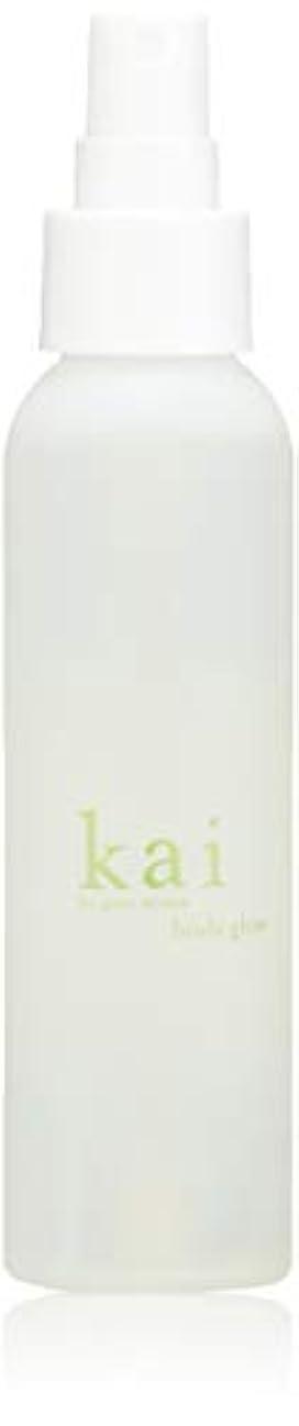 噴出するシェード調子kai fragrance(カイ フレグランス) ボディグロー 118g