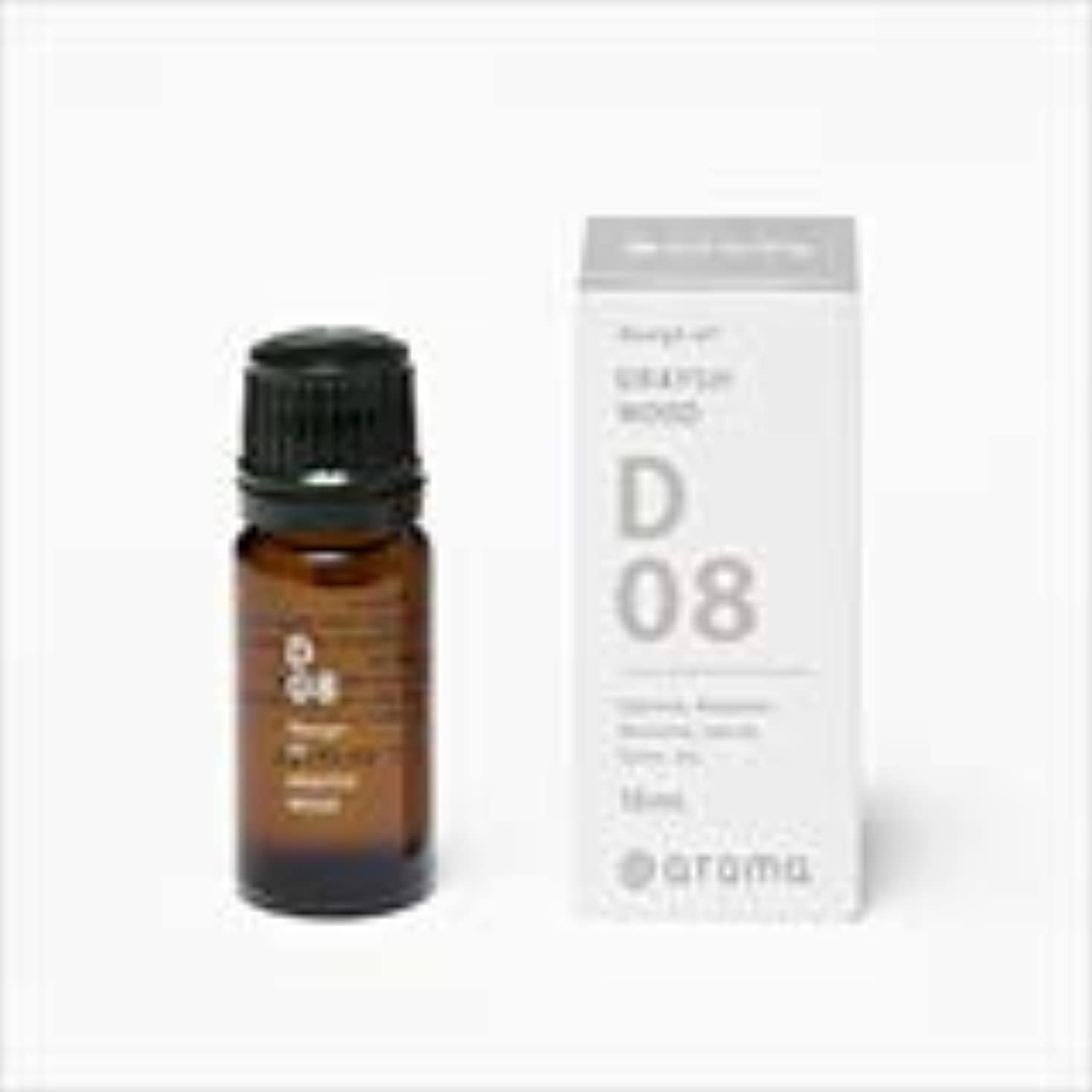 拍車壊れた黒人アットアロマ 100%pure essential oil <Design air グレイッシュウッド>