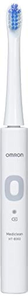 アプトシネマ動力学オムロン 音波式電動歯ブラシ HT-B302 HT-B302-W ホワイト