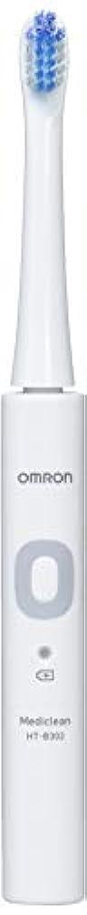 動腐敗したむさぼり食うオムロン 音波式電動歯ブラシ HT-B302 HT-B302-W ホワイト