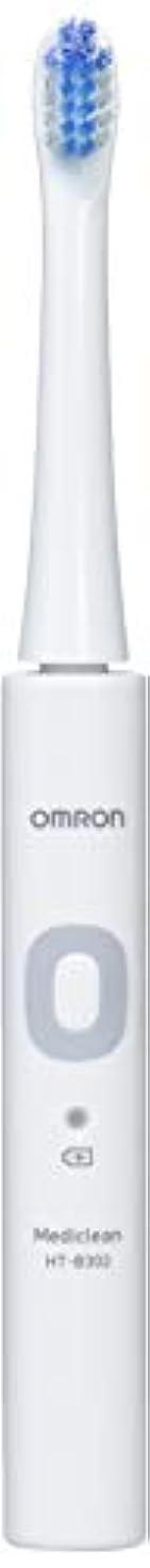 エミュレーション人生を作る設計図オムロン 音波式電動歯ブラシ HT-B302 HT-B302-W ホワイト