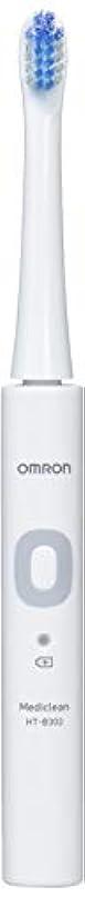 気配りのあるチャーミング乙女オムロン 音波式電動歯ブラシ HT-B302 HT-B302-W ホワイト