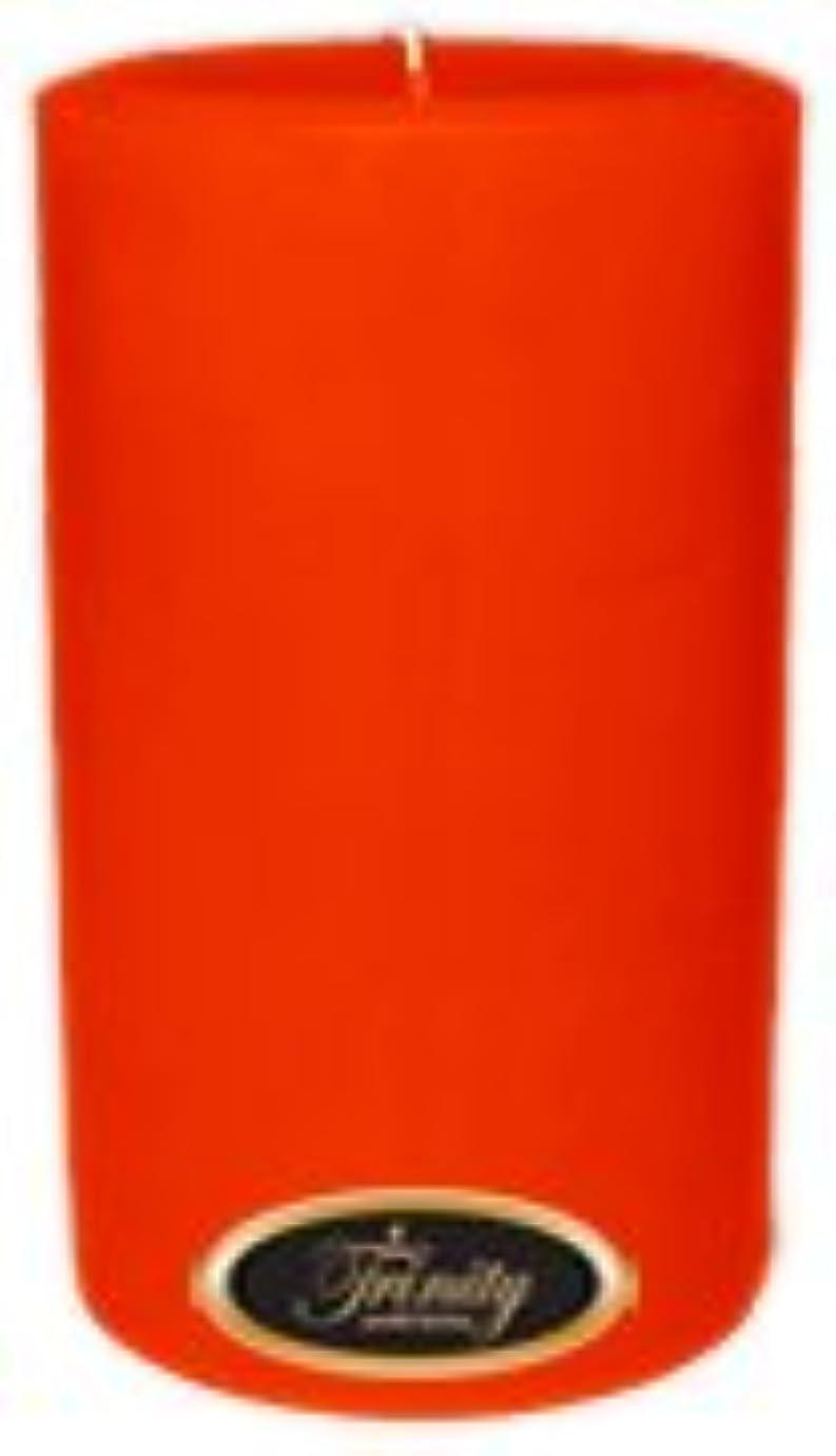 眠る目覚める猛烈なTrinity Candle工場 – Autumn harvest – Pillar Candle – 4 x 6