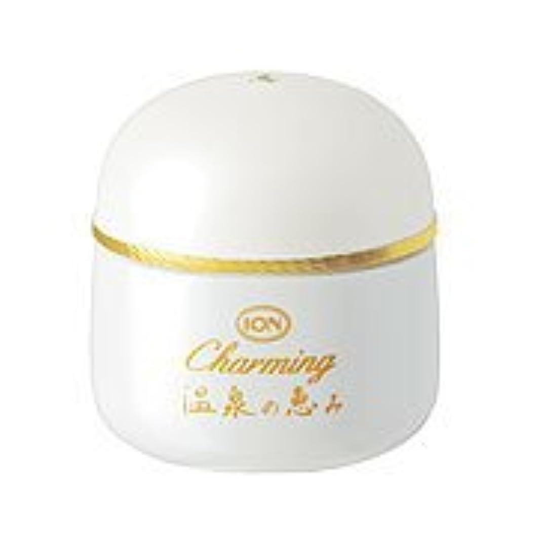 台風抹消ご注意イオン化粧品 チャーミングステージ 40g