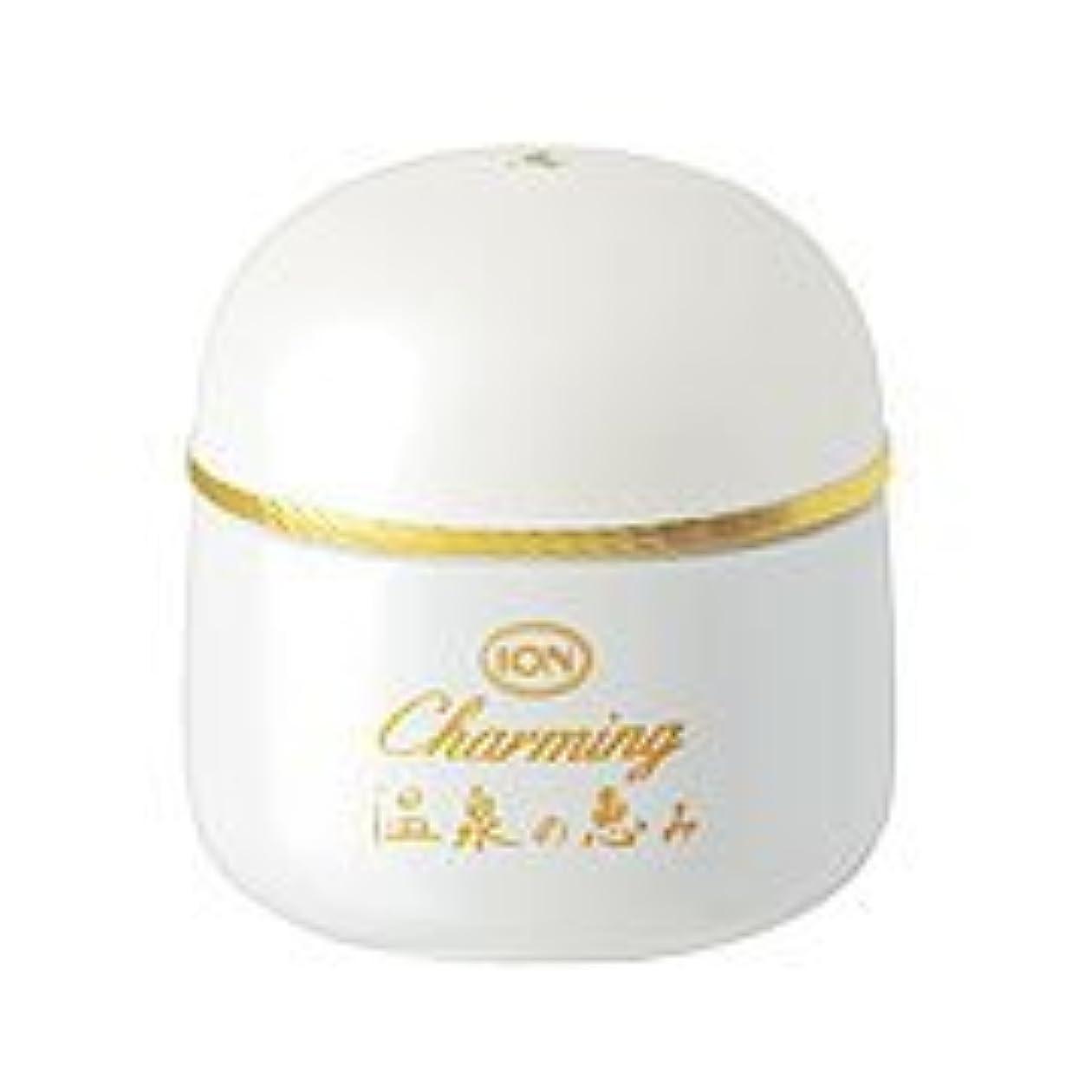湿気の多いスキャンダラス防衛イオン化粧品 チャーミングステージ 40g