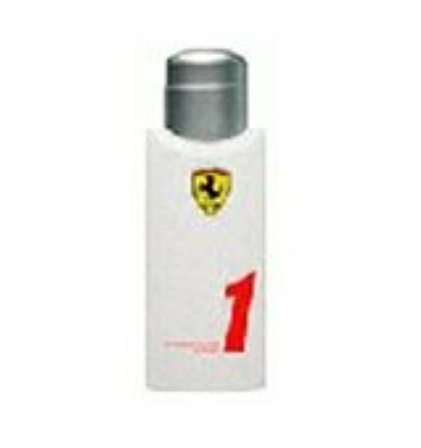 修道院守る到着するFerrari #1 (フェラーリ ナンバーワン)  3.3 oz (100ml) EDT Spray by Ferrari for Men