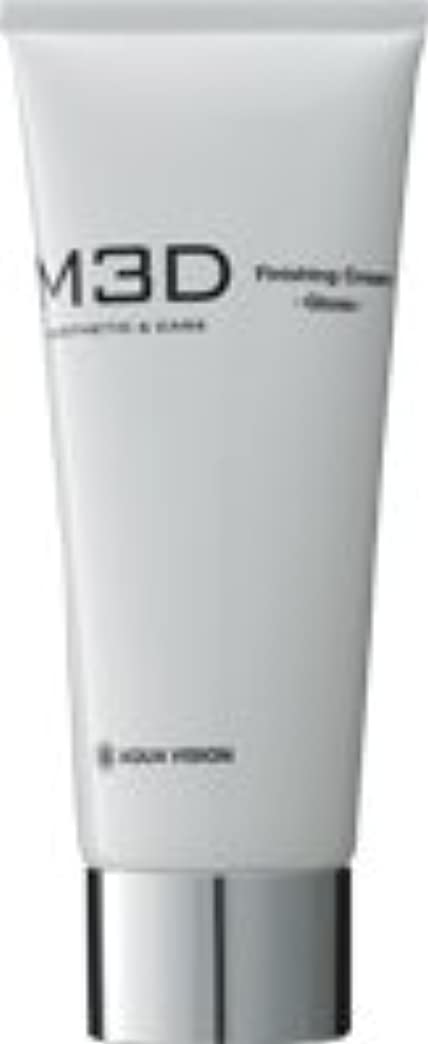 ビザアリーナ廃棄するM3D ヘアクリーム グロス 内容量100g
