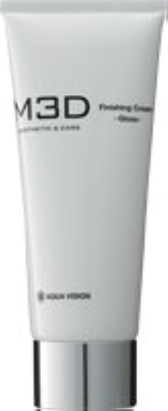 清める乳剤飛び込むM3D ヘアクリーム グロス 内容量100g