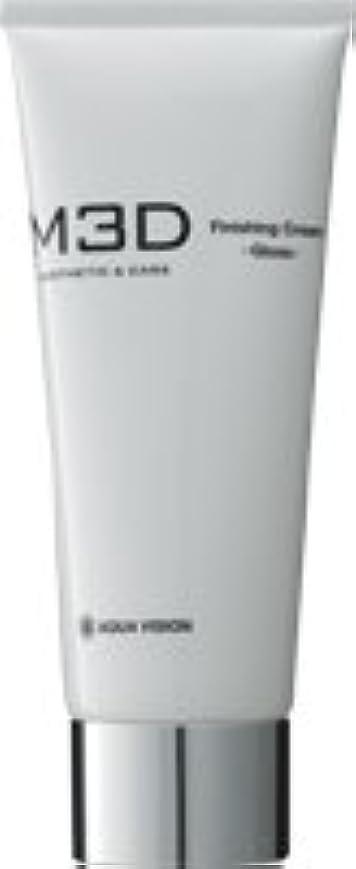 履歴書レキシコン広大なM3D ヘアクリーム グロス 内容量100g