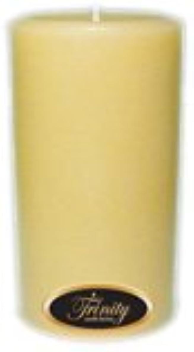 連鎖砂足音Trinity Candle工場 – Vanilla Spice – Pillar Candle – 3 x 6