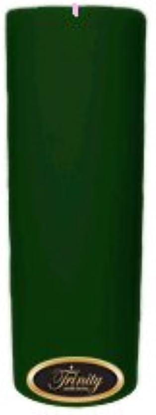 ジョージバーナード滑りやすいこだわりTrinity Candle工場 – クリスマスツリー – Pillar Candle – 3 x 9