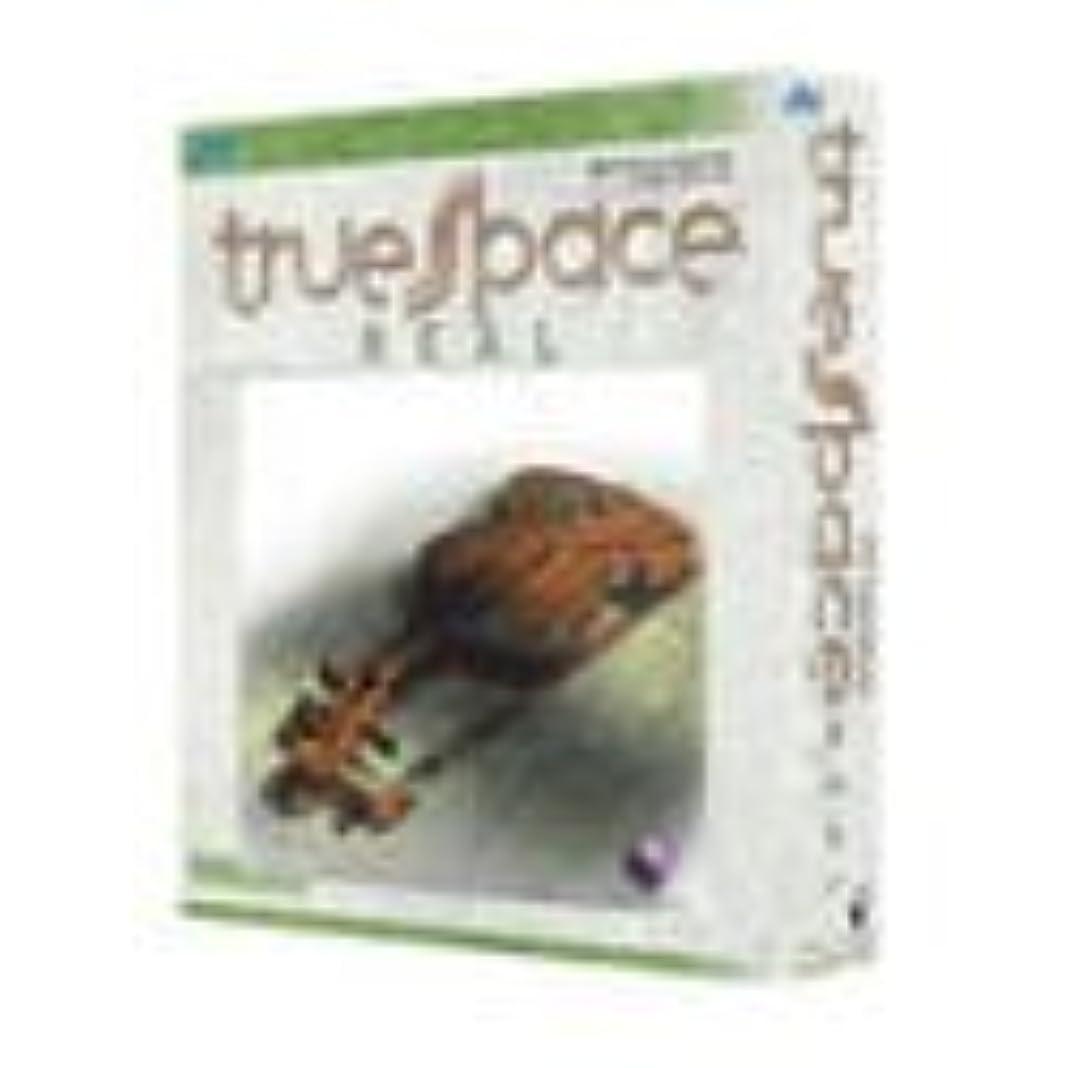 維持悲しむ銅trueSpace REAL