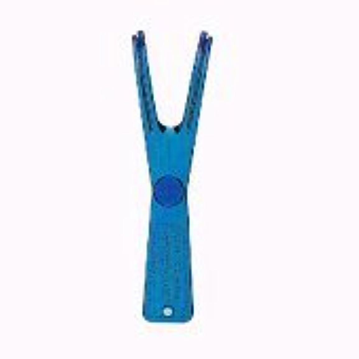【サンスター/バトラー】【歯科用】バトラー フロスメイトハンドル #845P 1個【フロス用ハンドル】カラー2色/赤?青 _ 青?ブルー