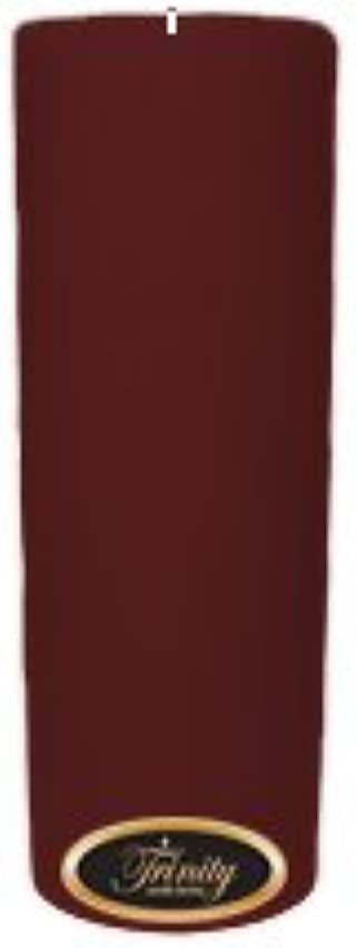 Trinity Candle工場 – Mulberry – Pillar Candle – 3 x 9