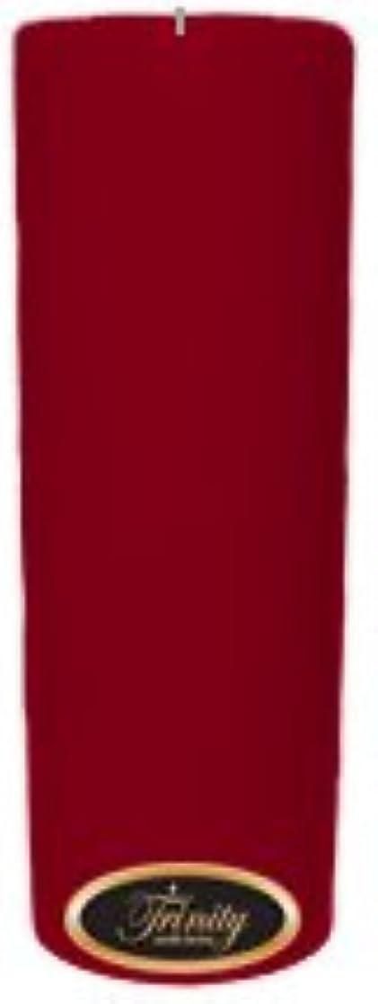 チャップ電話するガレージTrinity Candle工場 – Cinnamon Swirl – Pillar Candle – 3 x 9