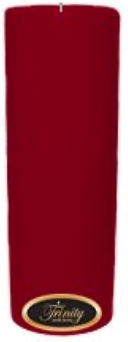 その間違反音楽を聴くTrinity Candle工場 – Cinnamon Swirl – Pillar Candle – 3 x 9