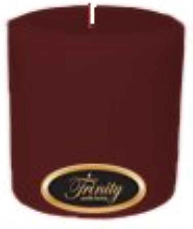ワット戦う白菜Trinity Candle工場 – Mulberry – Pillar Candle – 4 x 4