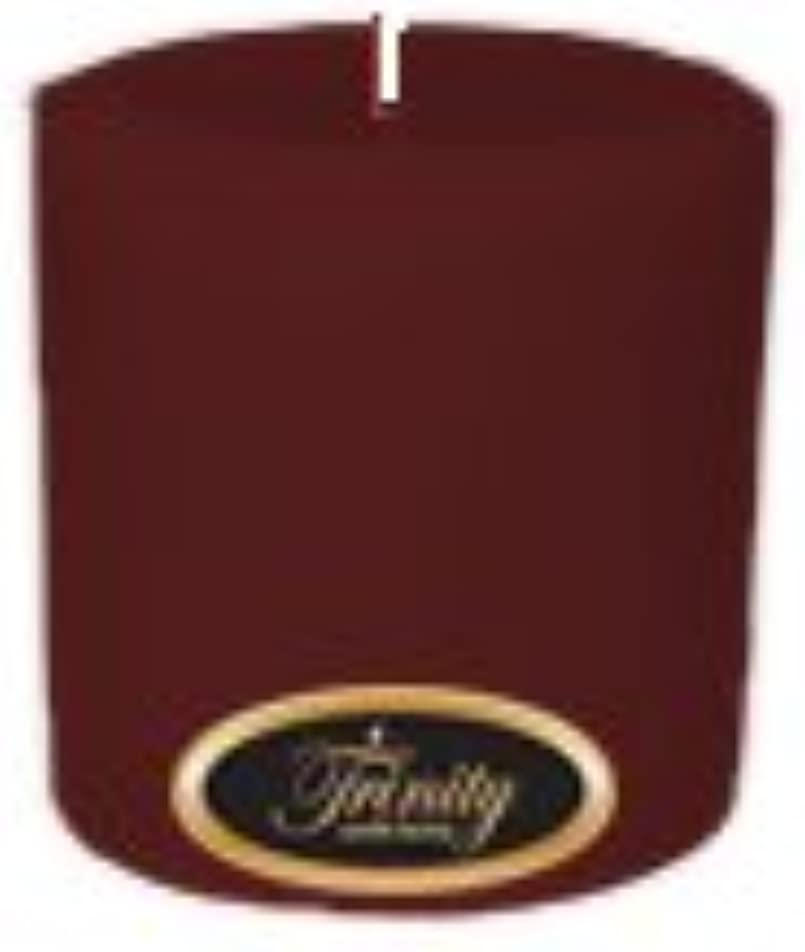 Trinity Candle工場 – Mulberry – Pillar Candle – 4 x 4