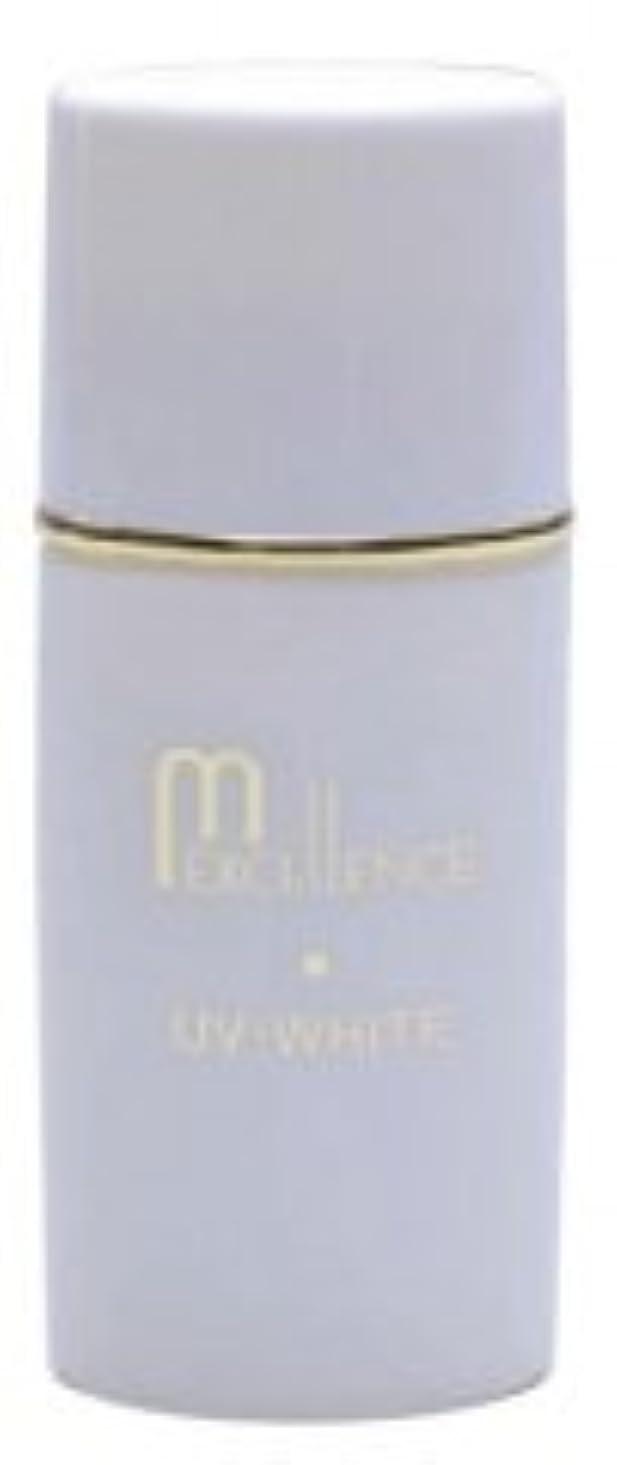 二次条約計算するミレラ UVホワイト 30ml