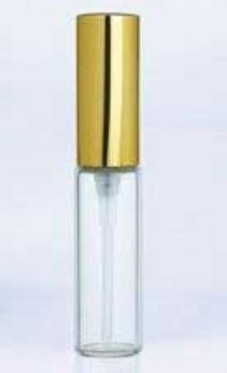 黒実行可能ホイップグラスアトマイザー プラスチックポンプ 無地 520-1