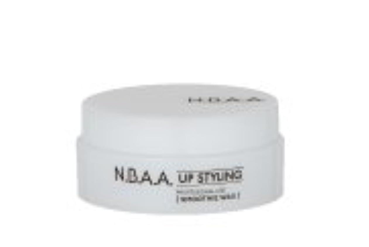 N.B.A.A.UP STYLING スムージーワックス 75g